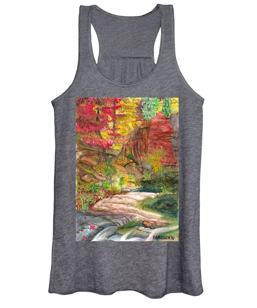 Oak Creek West Fork Women's Tank Top
