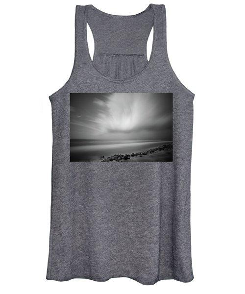 Ocean And Clouds Women's Tank Top
