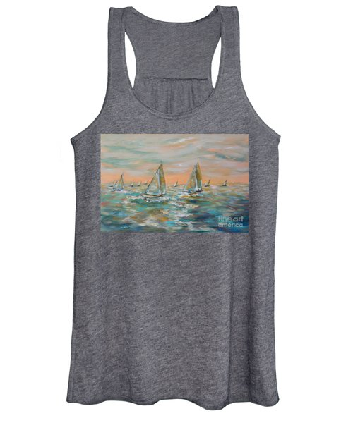 Ocean Regatta Women's Tank Top