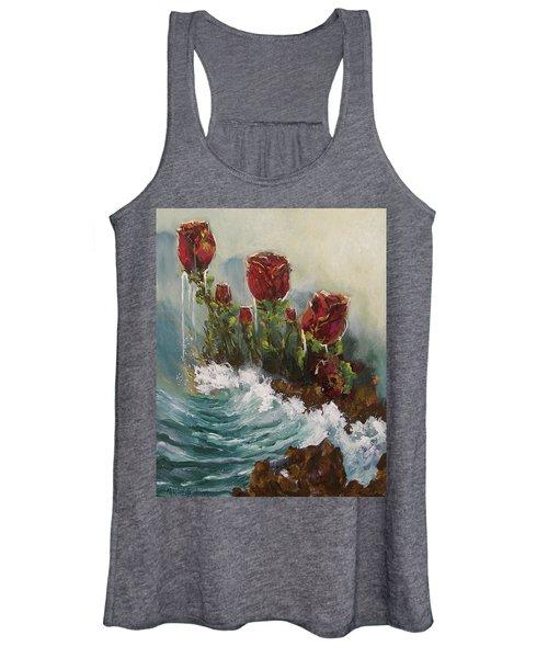 Ocean Rose Women's Tank Top