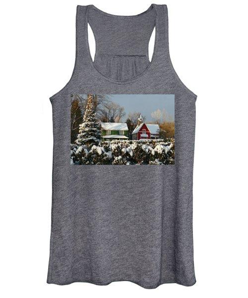 October Snow Women's Tank Top