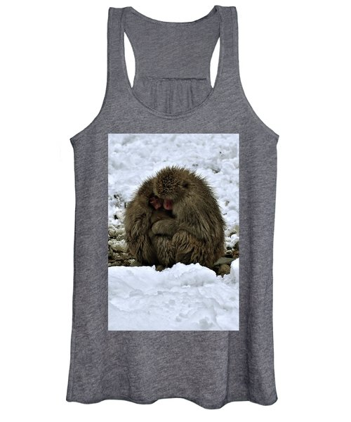 Oh Mummy It's Cold Women's Tank Top
