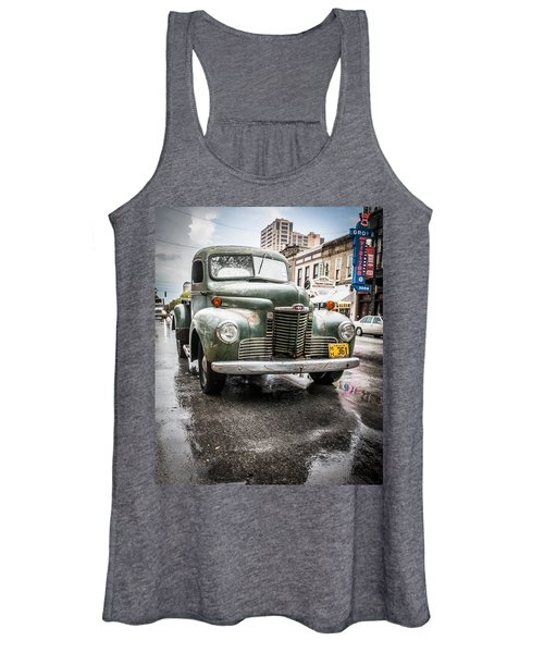 Old But Rolling Women's Tank Top