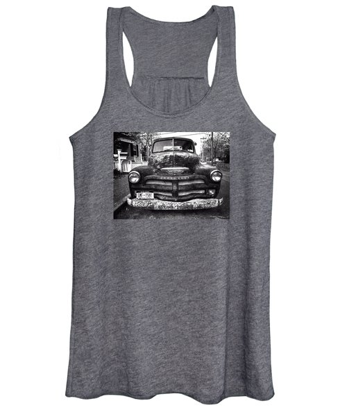 Old Chevy 2 Women's Tank Top