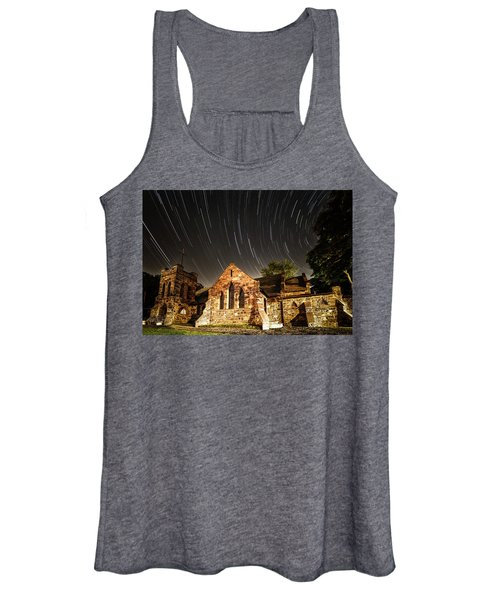 Old Church Women's Tank Top