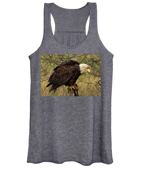 Old Eagle Women's Tank Top
