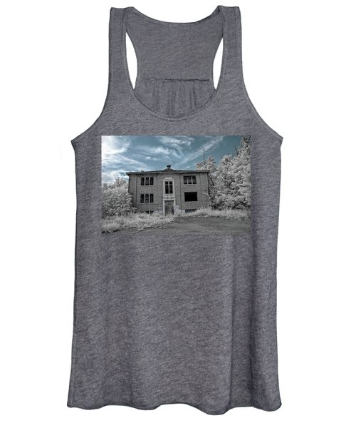 Old Edmonton High School Ir 2 Women's Tank Top