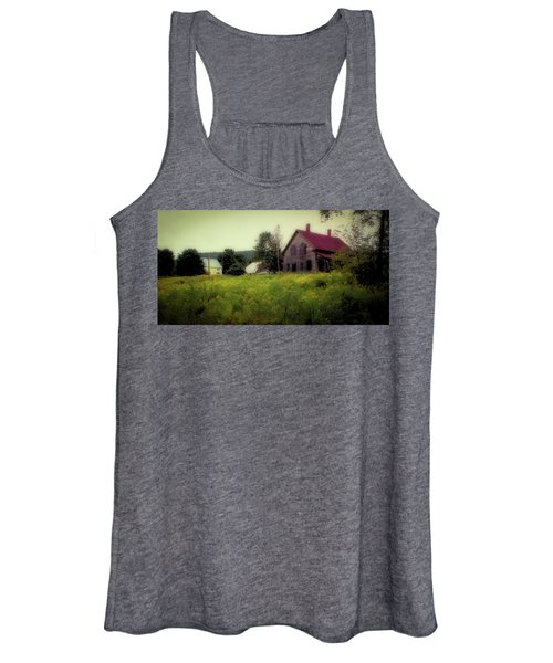 Old Farmhouse - Woodstock, Vermont Women's Tank Top