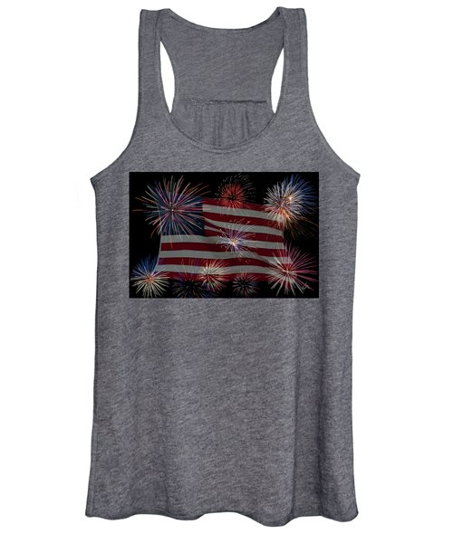 Old Glory Women's Tank Top