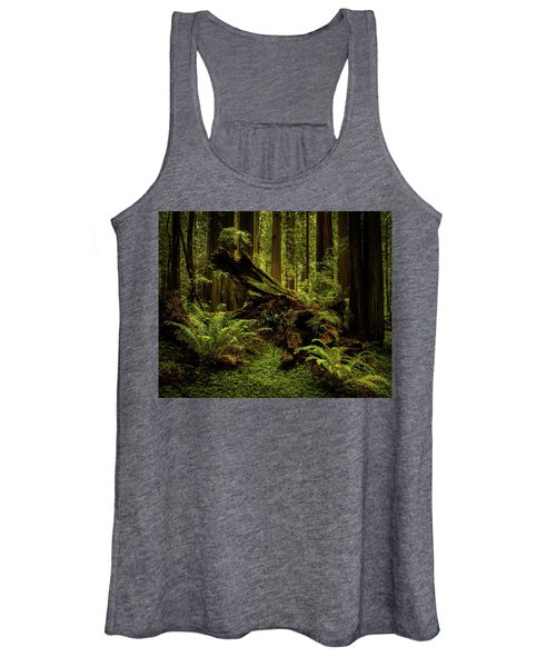 Old Growth Forest Women's Tank Top