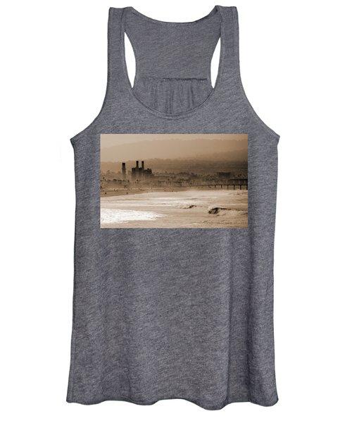 Old Hermosa Beach Women's Tank Top