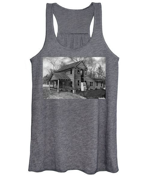 Old House  Women's Tank Top