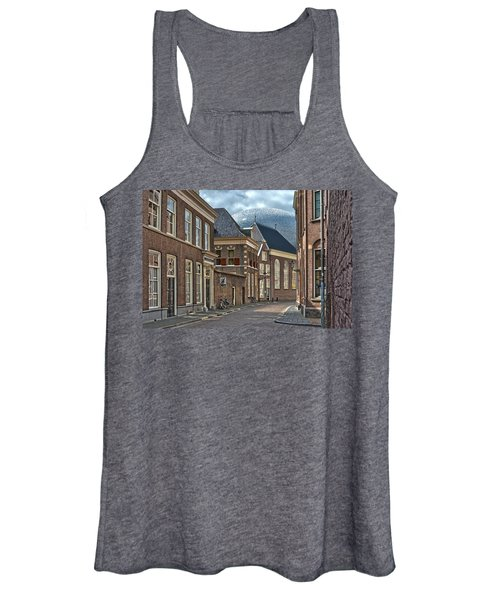 Old Meets New In Zwolle Women's Tank Top