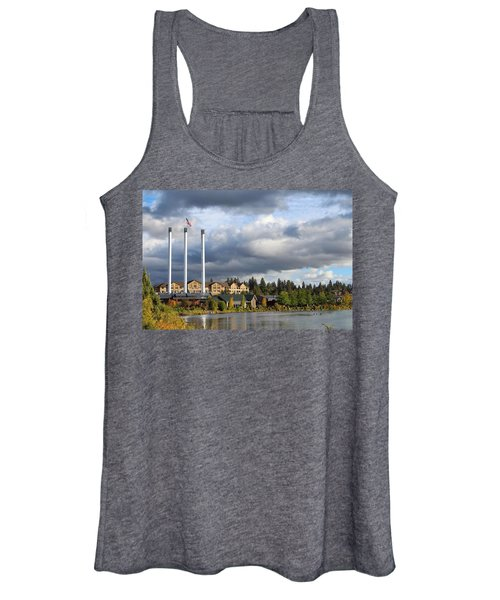 Old Mill District Women's Tank Top