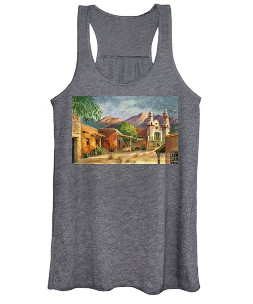 Old Tucson Women's Tank Top