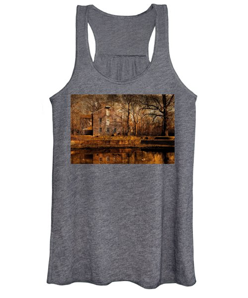 Old Village - Allaire State Park Women's Tank Top