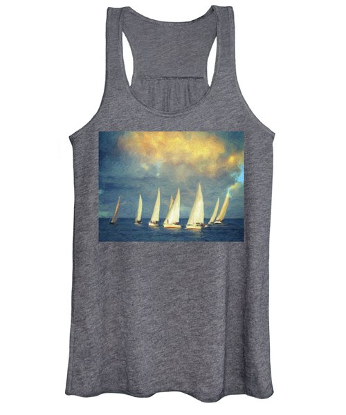 On A Day Like Today  Women's Tank Top