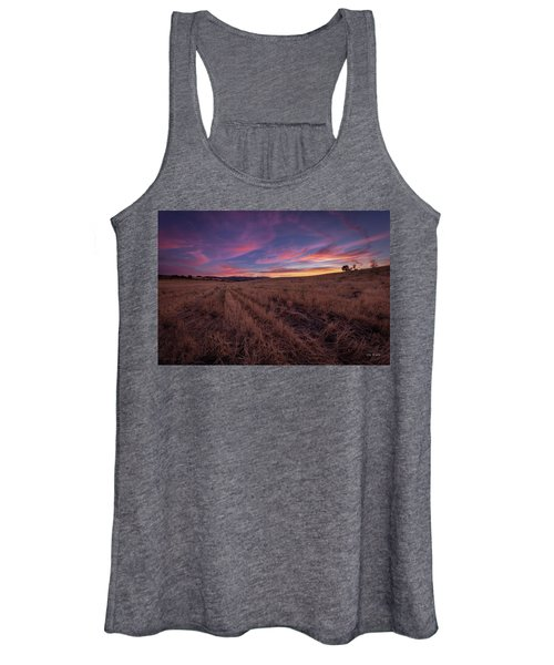 On An  Evening In July Women's Tank Top