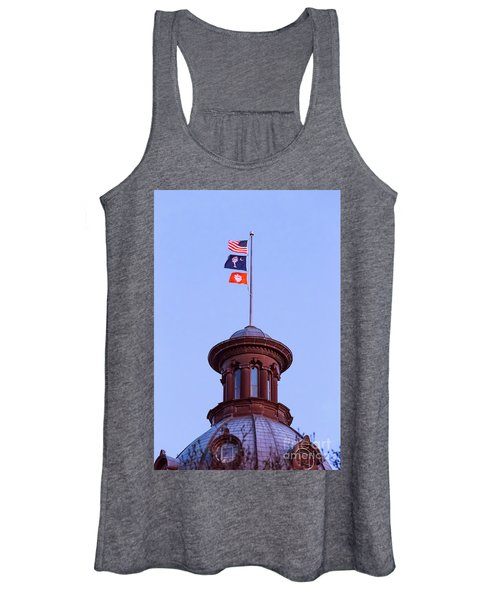 On The Dome-5 Women's Tank Top