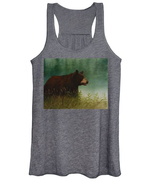 On The Hunt Women's Tank Top