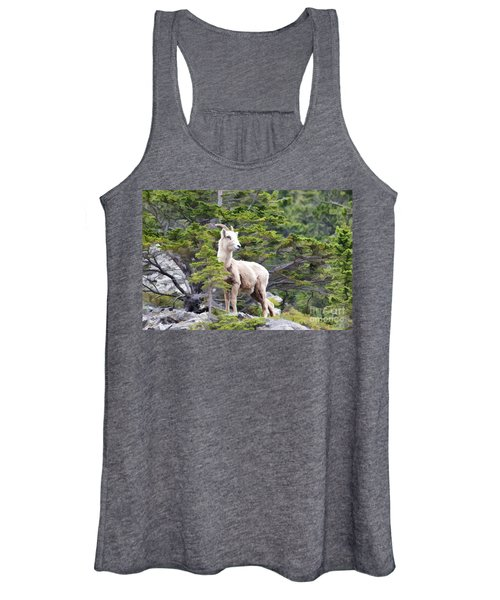 On The Lookout Women's Tank Top