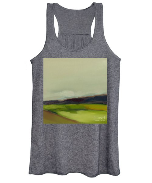 On The Road Women's Tank Top