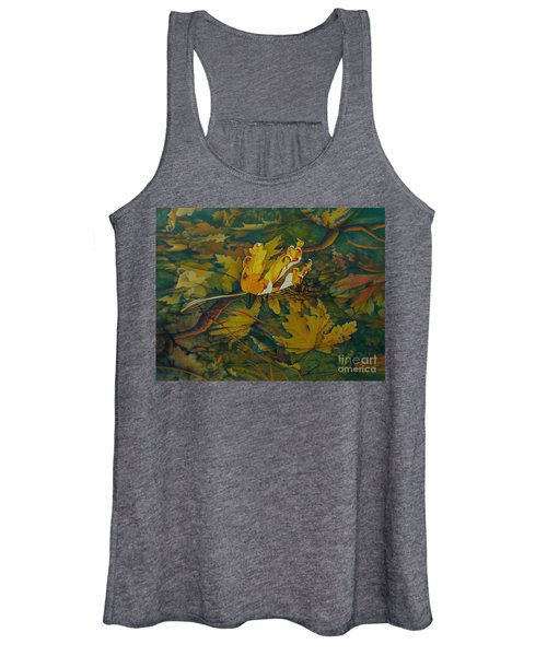 On The Surface Women's Tank Top