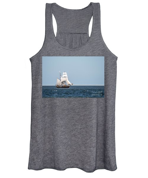 on the way to Texel Women's Tank Top