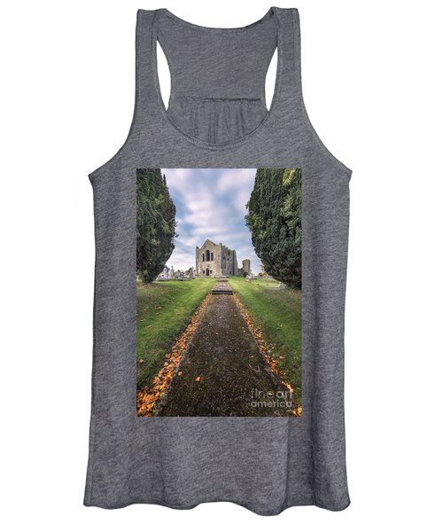 On To Forever Women's Tank Top