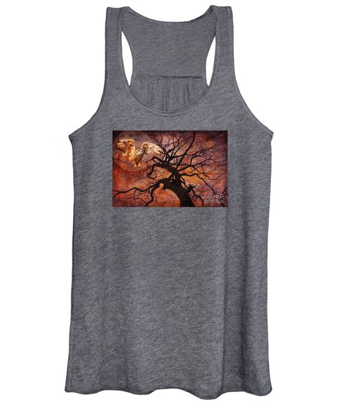 One Of These Nights 2015 Women's Tank Top