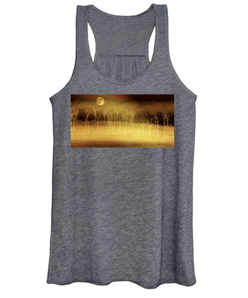 Only At Night Women's Tank Top