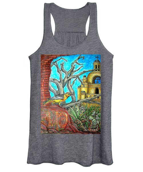 Opposing Points Of View Women's Tank Top
