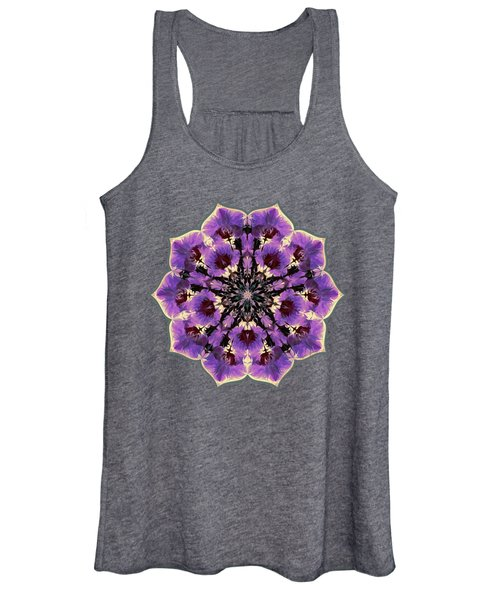 Orchid Lotus Women's Tank Top