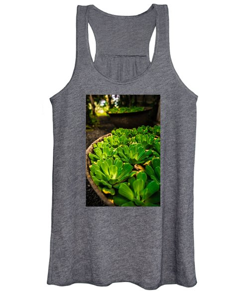 Orchid Pond Women's Tank Top