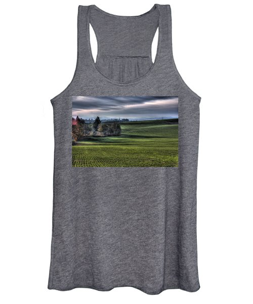 Oregon Field Women's Tank Top