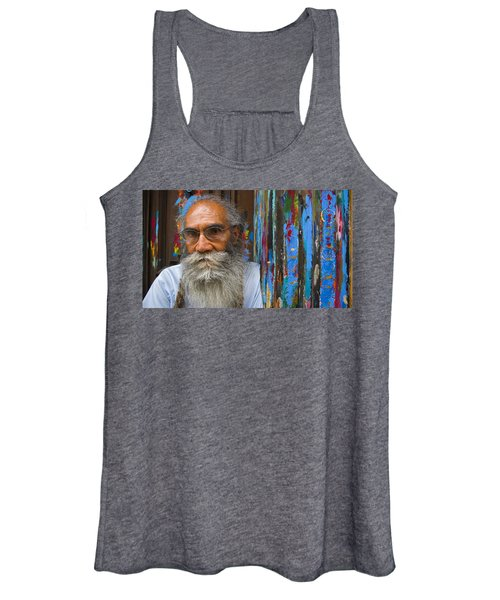 Orizaba Painter Women's Tank Top