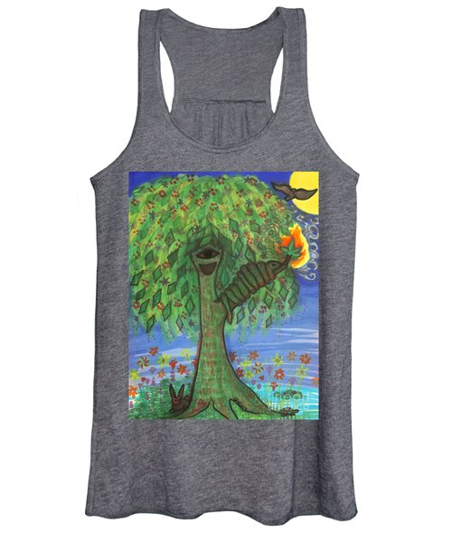 Osain Tree Women's Tank Top