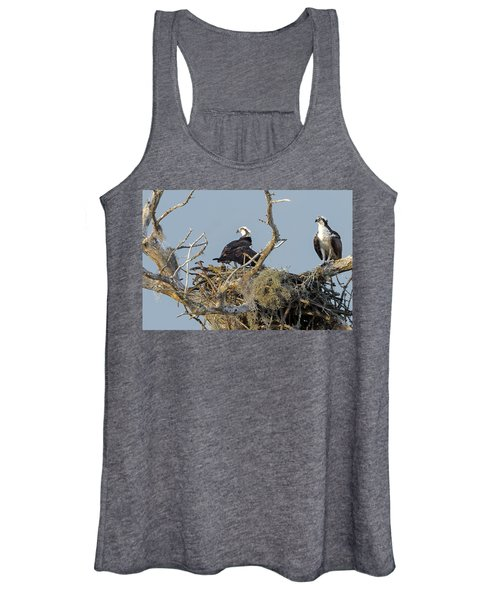 Osprey Family Women's Tank Top