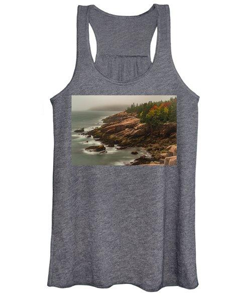 Otter Cliffs Women's Tank Top