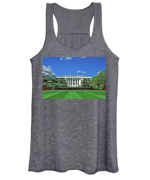 Our White House Women's Tank Top