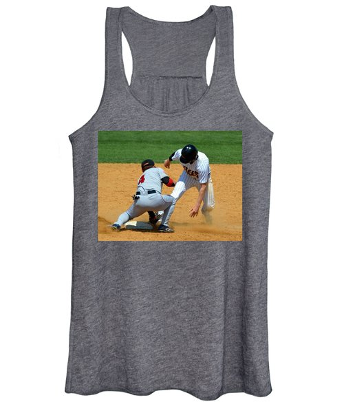 Out At Second Women's Tank Top