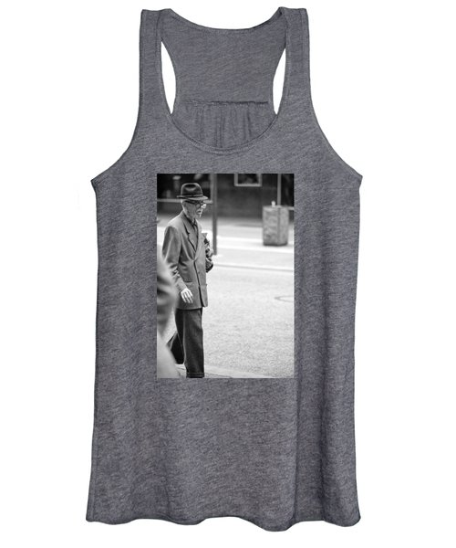 Out For A Stroll Women's Tank Top