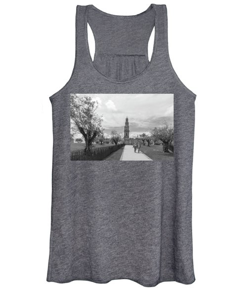 Out For A Walk Women's Tank Top