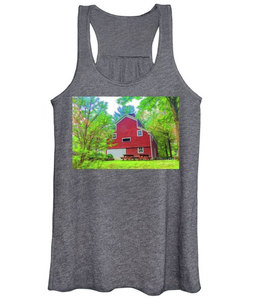 Out In The Country Women's Tank Top