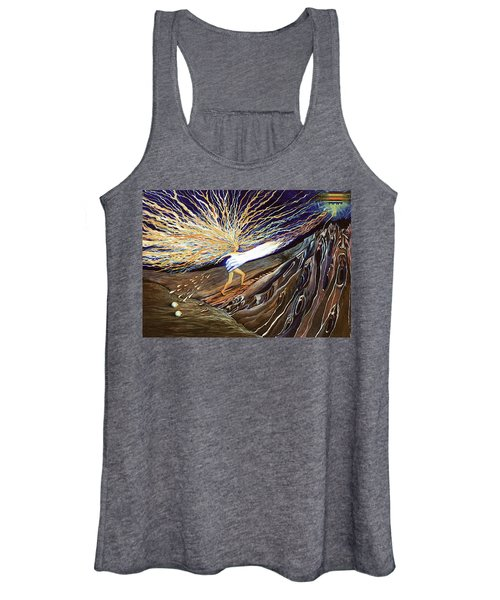 Out Of The Miry Clay 2 Women's Tank Top