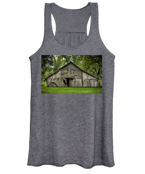 Out Of The Past Women's Tank Top