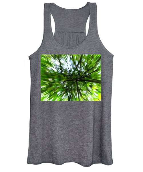 Out On A Limb Women's Tank Top