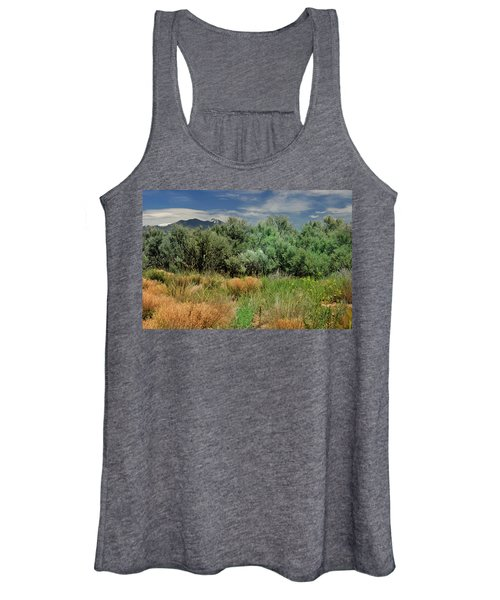 Out On The Mesa 1 Women's Tank Top
