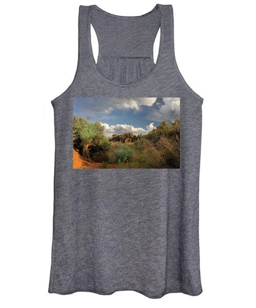 Out On The Mesa 4 Women's Tank Top