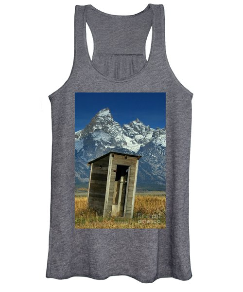 Outhouse Women's Tank Top
